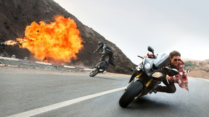 """Mission: Impossible – Rogue Nation"""