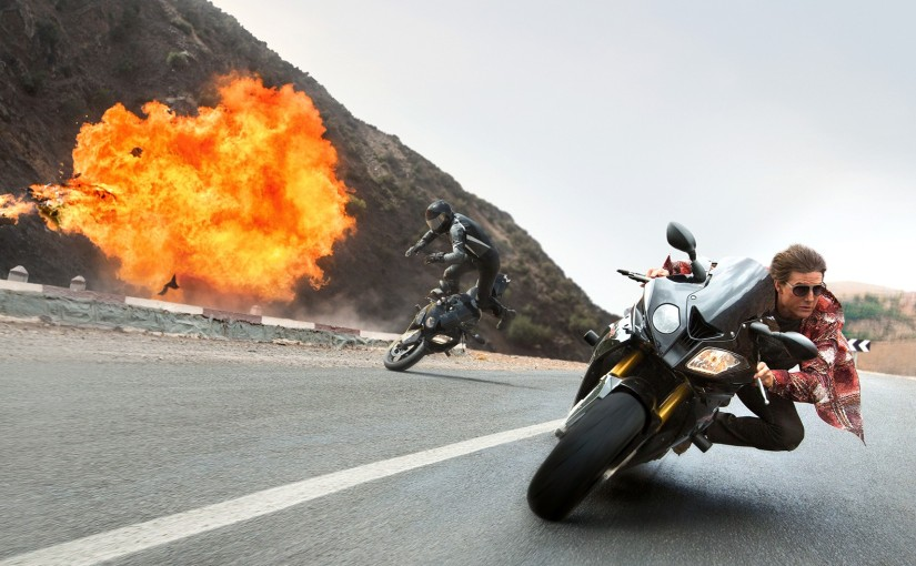 """""""Mission: Impossible – RogueNation"""""""