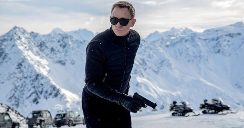 """""""Spectre"""" (plus a little side note on two othermovies)"""
