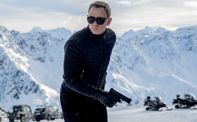 """Spectre"" (plus a little side note on two other movies)"