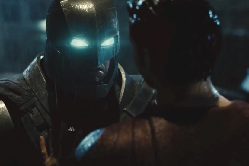 """""""Batman v Superman: Dawn ofJustice"""""""