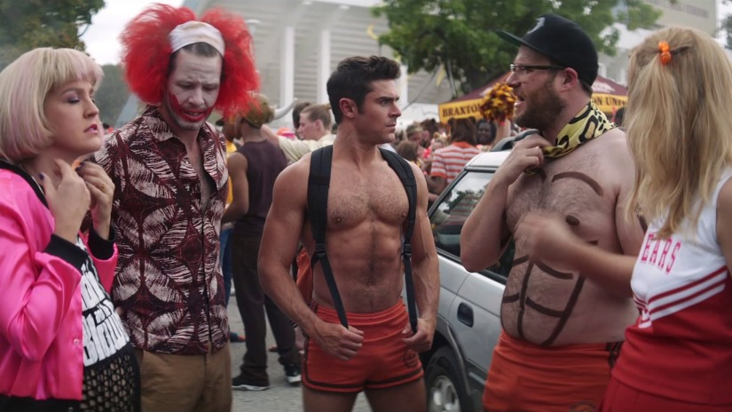 """Neighbors 2: Sorority Rising"""