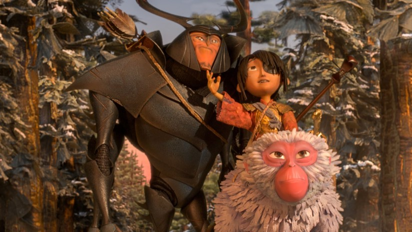 """""""Kubo and the TwoStrings"""""""
