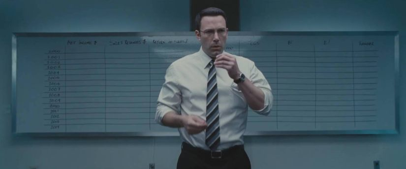 """The Accountant"""