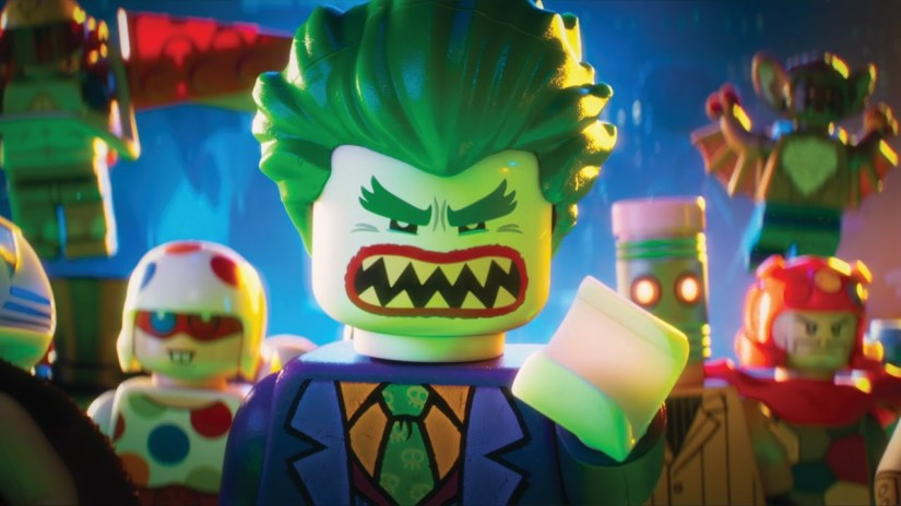 """The Lego BatmanMovie"""