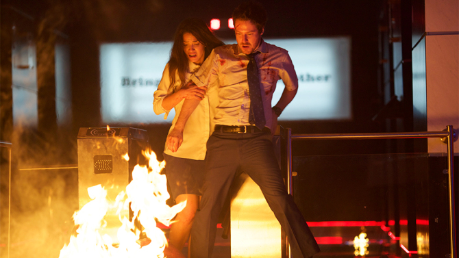 """The Belko Experiment"""