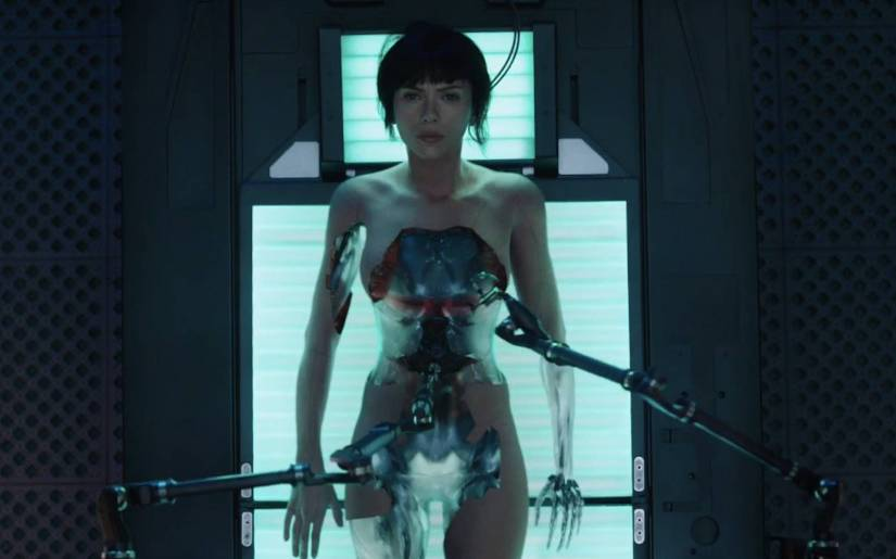"""Ghost in the Shell"""
