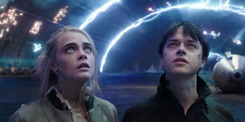 """Valerian and the City of a Thousand Planets"""